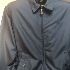 Chaps Large Casual Long Sleeve Lightweight Jacket